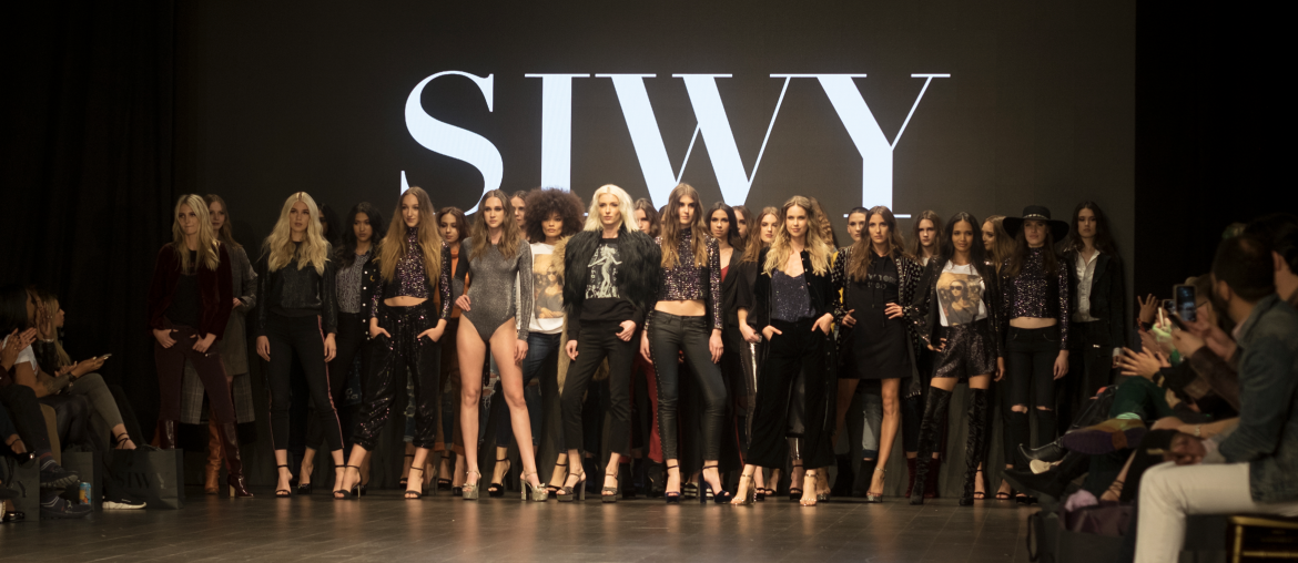 "LA Fashion Week – SIWY DENIM ""MONALISTARS"" FALL 2018"