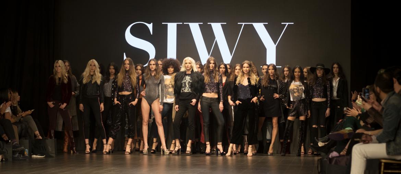 """LA Fashion Week – SIWY DENIM """"MONALISTARS"""" FALL 2018"""